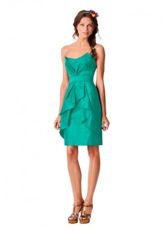 Vestidos de color verde agua marina