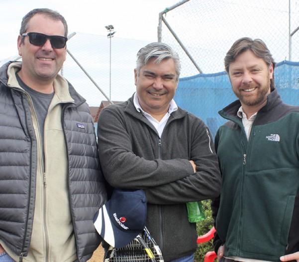 Circuito Tenis : Tell magazine circuito tenis 10 chile de la peña en tenis