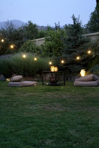 Tell magazine iluminacion de jardines - Iluminacion de jardines ...
